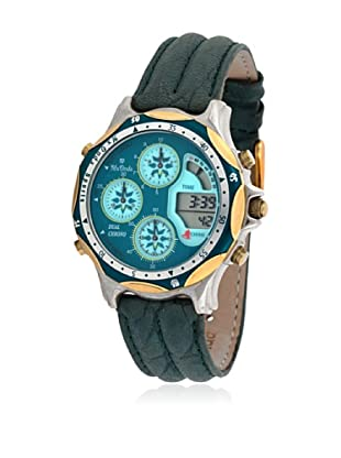 MX-Onda Reloj 16006 Verde Oscuro