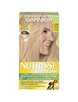 Garnier Nutrisse Ultra Color Hair Dye LB3 Ultra Light Beige Blonde