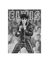 Buffalo Games Photomosaic Elvis 68 Special 1026 Piece Jigsaw Puzzle by Buffalo Games