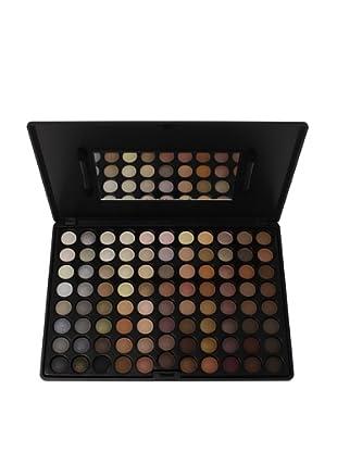 Beaute Basics 88-Color Eye Shadow Palette, Warm
