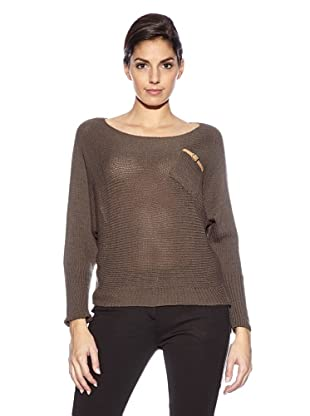 Love U Pullover Audrey (Taupe)