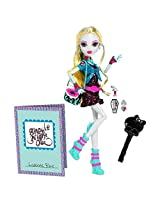 Monster High Ghouls Night Out Lagoona Blue Doll
