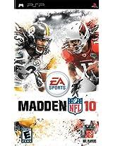 Madden NFL 10 (PSP)