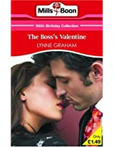 The Boss's Valentine (Mills & Boon 100th Birthday Collection)