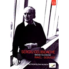 Celibidache Conducts Ravel & Debussy [DVD] [Import]