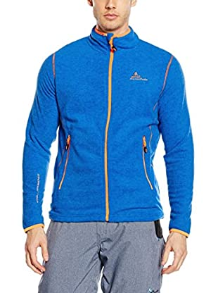 Peak Mountain Giacca Tecnica Castel Blu Royal L