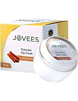 Jovees Sandalwood Protection Day Cream SPF-20, 50g