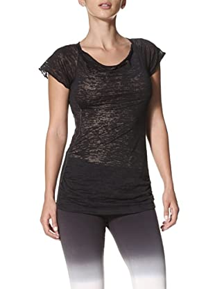 New Balance Women's Flutter Tunic (Black)