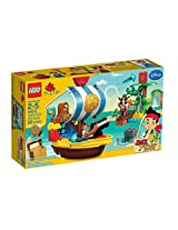 Lego Duplo Jake's Pirate Ship Bucky