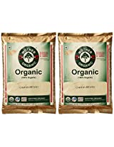 Mother Organic Chana Besan, 500g (Pack of 2)