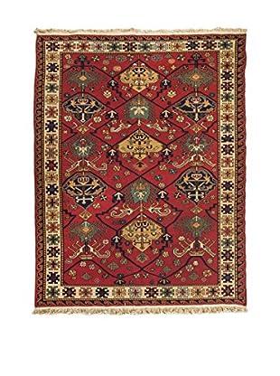 RugSense Teppich Sumak rot 198 x 137 cm