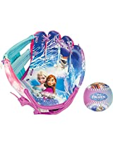 Franklin Sports Disney Frozen Air-Tech Glove and Ball Set