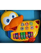 Shopaholic Multi- Purpose Little Duck Electronic Organ - 2233