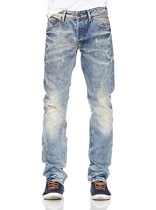 Pepe Jeans London Vaquero Gold Digger (Azul Medio)