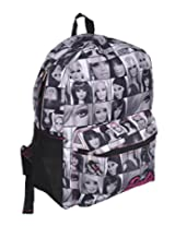"""Barbie All Over Print 17"""" Full Size Backpack"""