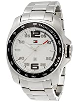 Tommy Hilfiger Analog Silver Dial Mens Watch - TH1790856/D