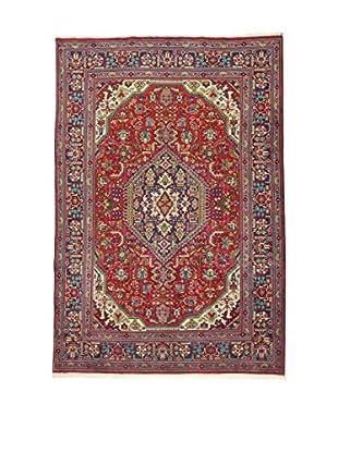 L'Eden del Tappeto Teppich M.Tabriz rot/mehrfarbig 292t x t197 cm
