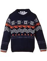 Nauti Nati Baby Boy's Sweater