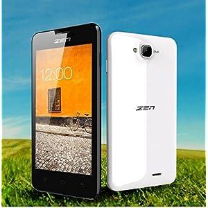 Zen Ultrafone 303qHD-3G | 8 Mega Pixel | Free Flip Cover | Free TLX 2200mAh PoweBankr