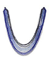 Gordania Beautiful Colorful Bead Necklace - GORD077