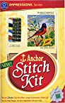 Anchor Stitch Kit - Scarlet Minivet
