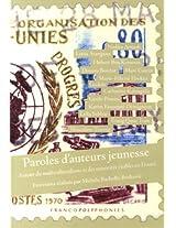 Paroles d'Auteurs Jeunesse: Autour du Multiculturalisme et des Minorites Visibles en France (Francopolyphonies)