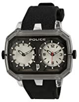 Police Analog Silver Dial Men's Watch - PL13076JPCL/04