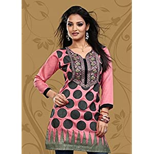 Beautiful Hot Pink Kurti (SCMA-32)