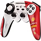 Thrustmaster F1 Wireless Ferrari 150 Italia Alonsa Edition Gamepad (White)