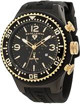 Swiss Legend Men's 11812P-BB-01-GA Neptune Chronograph Black Dial Watch