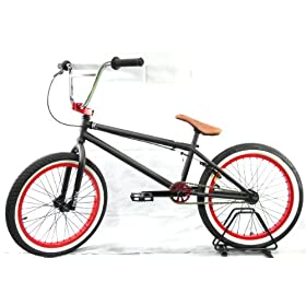 �y���������z�y10%OFF/�y�O�t���zBMX STREET FIT BIKE CO,�@INMAN 3 MATT BLACK