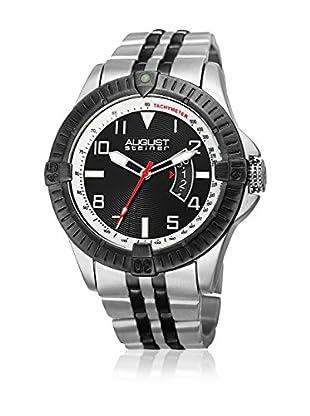 August Steiner Reloj con movimiento cuarzo suizo Man AS8185TTB 47 mm