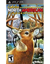 Cabela's North American Adventures 2011 - Sony PSP