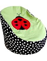 Ladybug Bean Bag Cover