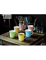 Clay Craft Sanjeev Kapoor 6 Cup Krishna