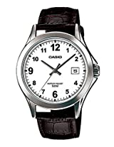 Casio Enticer Analog White Dial Men's Watch - MTP-1380L-7BVDF (A872)