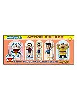 Doraemon Action figures pack of 5