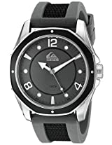 Quiksilver Analog Grey Dial Men's Watch - QS-1014-GYBK
