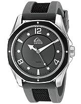 Quiksilver Analog Grey Dial Men's Watch - QS-1014-GYBK