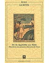 Syphilis Au Sida Cinq Sida (Memoires D'Europe)