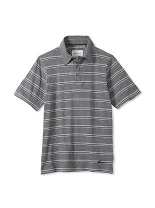 O'Neill Boy's 8-20 Quarter Polo (Charcoal)