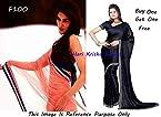 combo offer Heropanti Actress Kriti Sanon In Peach Saree/f100+
