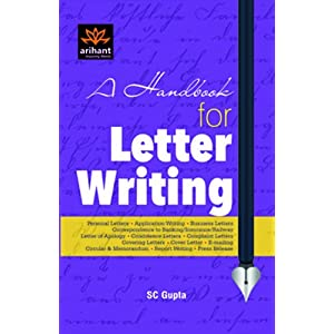 A Handbook for Letter Writing (Old Edition)