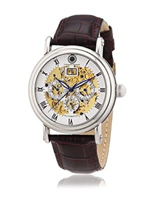 Constantin Durmont Reloj Skeleton CD-SKEL-AT-LT-STST-WH Blanco
