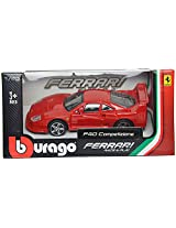 Bburago Ferrari F40 Competizione Scale-1:43 Die Cast Toy Car (Red)