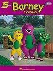 Barney Songs (Five-Finger Piano)