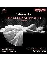 Tchaikovsky: The Sleeping Beauty (Neeme Järvi/ James Ehnes/ Bergen Philharmonic Orchestra) (Chandos: CHSA 5113(2))