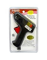 Singer High Temp Glue Gun with 10-Glue Sticks