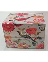 Accents by Jay Notion Jade Flower 2-Drawer Jewelry Box