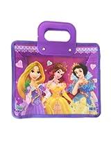 Multipurpose cute cartoon printed bags with zip - Princess Theme